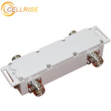 Wholesale Price 698-2700mhz 2 in 2 out 4.3-10 connector rf hybrid coupler
