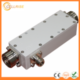 High Quality rf 698-2700MHz N/DIN connector 5/6/7/8/10 db Cavity Directional coupler