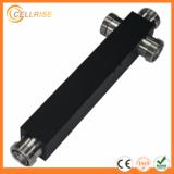 High Power 500w Low PIM -150dBc 698-2700MHz din type square 3 way power divider splitter