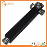 High Power 500w Low PIM -150dBc 698-2700MHz din type square 4 way power divider splitter