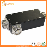 High Quality Low PIM -150dBc 698-2700MHz DIN type IP65 waterproof 5-15dB Directional Coupler