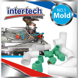 PVC pipe fitting mold