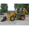 WZ30-25 backhoe loader heavy construction equipment