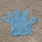 CPE glove--Stretch Polymer Gloves