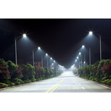 LED Street Lighting System for Security Purposes and  Municipal Construction