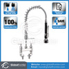 Stainless Steel Pre-rinse Faucet Deck Mounted 4""