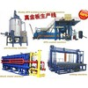 automatic eps modified eps structural insulated panels production line