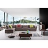 Furniture Living Room 3+2+1+1Seater Soft Fabric Sofa Set Designs