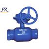 Worm Fully welded ball valve ,ball valve,welding ball valve