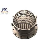 Stainless Steel Flange End Foot Valve,Flange foot valve,bottom foot valve