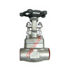 Forged Steel Bolted Bonnet Globe Valves API602,SW Ends Forged Steel Globe Valve,Forged Stainless Steel Globe valve  Class 800 Socket Welded,