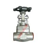 Forged Steel Bolted Bonnet Globe Valves API602,SW Ends Forged Steel Globe Valve,Forged Stainless Steel Globe valve  Class 800 Socket Welded,
