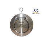 Single Plate Wafer Check Valve for water system