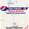 land transportation services from China to kyaukse,Myanmar customs clearance