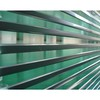 Tinted tempered  toughened heat strengthened  HS FT glass