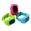 Children baby Tracker Satellite Monitor SOS phone call OLED LCD q50 smart kids GPS watch Q50