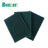 scouring pad kitchen cleaning scrubber size can be customized