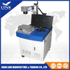High precision Compact handy maintenance-free stainless steel carbon steel  laser metal marking machine