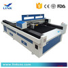 1390 1325  big size  metal cutting nonmetal cutting engraving hybrid  laser machine