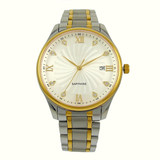 Stainless Steel Wrist Watch for Man