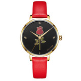Stainless Steel Wrist Watch for Woman