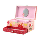Multi-function Offset Printing Music Makeup Box and Cosmetic Box