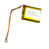 High quality Custom howell 1800mAh 103450 Li ion prismatic battery 3.7v lp103450 li polymer battery