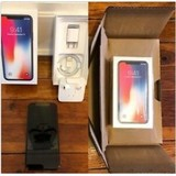"""Apple iPhone X, Fully Unlocked 5.8"""", 256 GB Space Gray NEW-SEALED"""