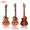 UF-X13A New design high-end usona all solid acacia armrest ukulele
