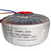 Silicon Steel Toroidal Transformer for Home Appliance