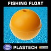 Center Hole Plastic Buoy Float