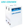 UNi-CROWN 7.5kgf 155LPM 55dB Light & Quiet Air Compressor Oil Free Silent Compressor Dental Air Compressor Quiet Compressor Q-AIR 150