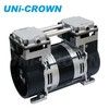 UNi-CROWN  2.5kgf 190LPM Oil-Free Air Compressor Pump Oilless Air Compressor UN-80P-OXY
