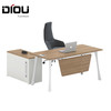 Comfortable attractive and durable manager's office desk