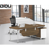 metal material and customsize furniture office desk for manager