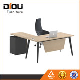 DIOU office chairman desk steel harware parts workatation table leg metal frame table