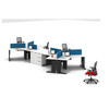 6 Person Office Workstation Of Office Furniture Desks Of Modern Office Furniture Of 120 Degree Workstation Of Office Desk Work