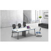 Conference Table With Chairs Of Chinese Conference Table Of Meeting Room Writing Board Of Meeting Room Booking System