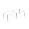 metal frame office  desk of staff desk Of steel frame chairs Of steel bed frame Of  Manager desk