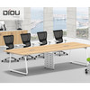 Big office furniture use Meeting table design with high quality stainless steel
