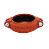 FM/Ul Ductile Iron Grooved Fitting And Grooved Rigid Coupling
