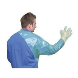 PE Veterinary Gloves With Shoulder Protection