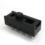 SC72 baokezhen 2-5 position  hair dryer  Slide switch ,lamp slide switch, electric blanket slide switch