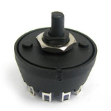 A10 baokezhen 2-8 position Round Juicer rotary Switch