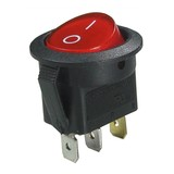 SC777 baokezhen round rocker switch,car/boat switch, juicer rocker switch