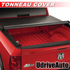 Lock & Soft Roll Up Tonneau Cover For 2004-2017 Ford F-150