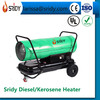 120kw Movable industrial direct heater Air heater  Industrial diesel heater