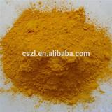 Chemical Formula Fe2o3 Iron Oxide Yellow 313/920 Pigment Powder for Concrete
