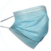 blue surgical mask anti virus filter dust mask