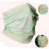Hot sale Disposable Earloop Nonwoven 3 Layers Medical Face Mask Green